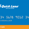 Quick Lane Credit Card Offer