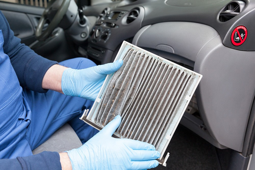 Cabin Filter Needs Replacement