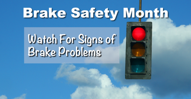 Avoid Summer Brake Issues With Routine Inspection Before Travel
