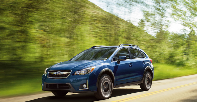 Rugged Subaru Crosstrek Makes Weekends More Fun