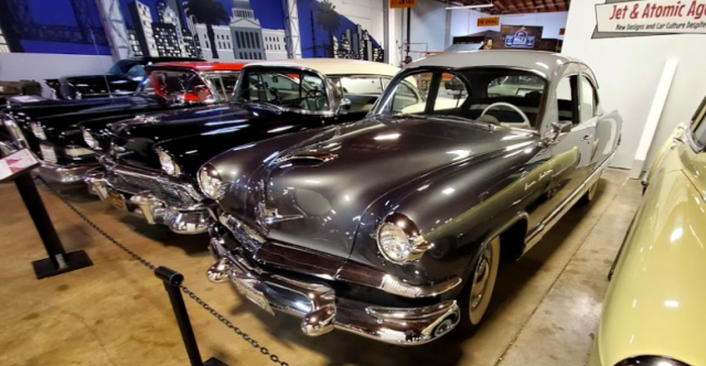 Antique vehicles shine at the California Auto Museum