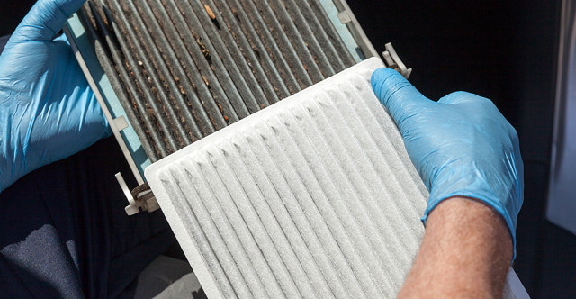 Breathe Easier With New Cabin Air Filter