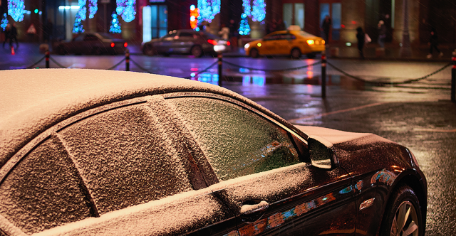 Winter Oil Helps Your Car Pass Frosty Weather Test
